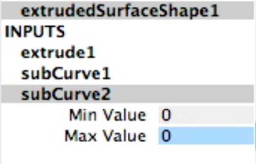 Maya Subcurve options