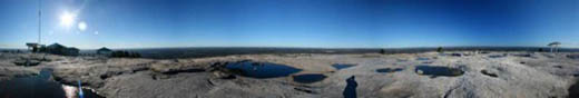 Stone Mountain Panorama