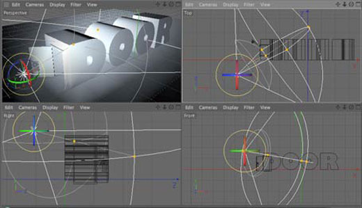 Cinema 4D Lights