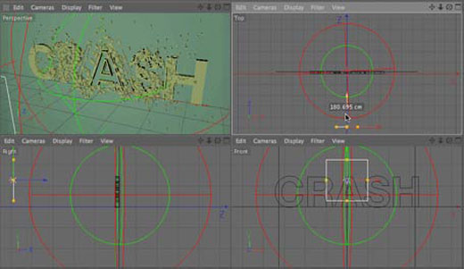 Cinema 4D Light Setup
