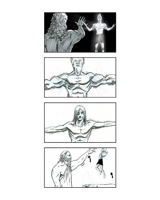 Prometheus Storyboards