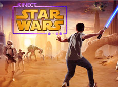 Microsoft Store: Star Wars Kinect