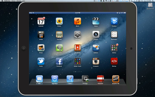iPad Screen Capture Desktop Tutorial