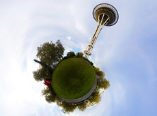 360 Stereographic Photography