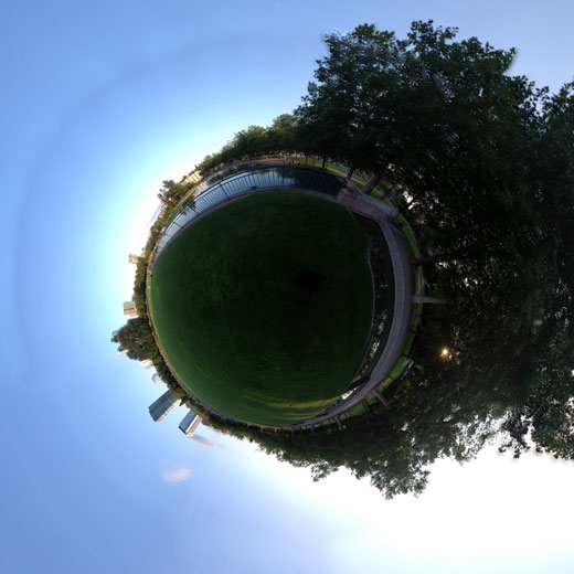 360 Stereographic Bellevue Park