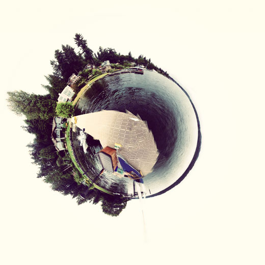 360 Stereographic Mercer Island