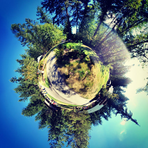 360 Stereographic Northwest Trek