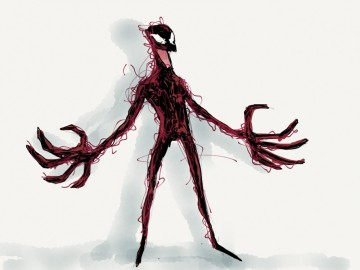 Carnage symboite sketch